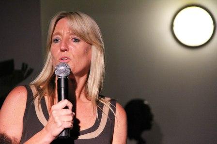 Welcoming speech by Dr Katharina von