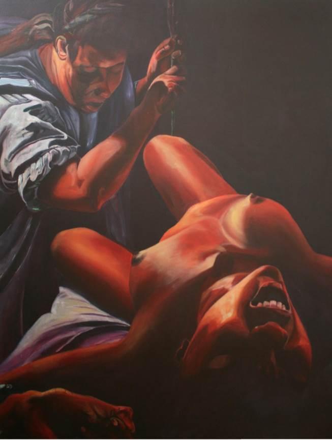 Lesbian sacrifice