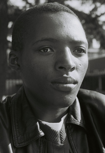Buhle Msibi (2005) Photo by Zanele Muholi