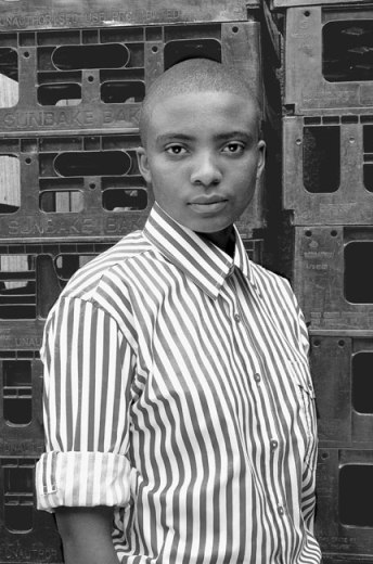 Lerato Dumse, KwaThema, Springs, Johannesburg, 2010Photo by Zanele Muholi