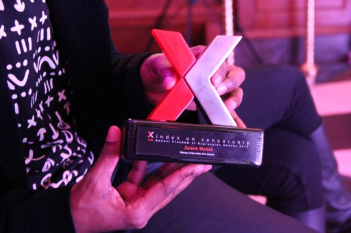 2013 Index award on - recognition and respect...