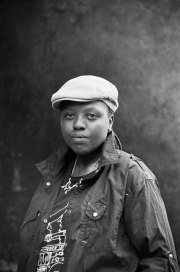 Nunu Sigasa (2010) Faces & Phases by Zanele Muholi.