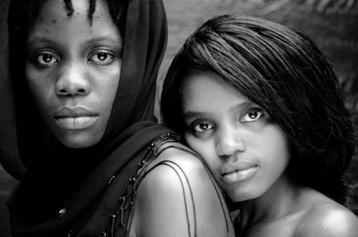 Thobe & Phila (2012) Photo by Zanele Muholi, to appear as a cover photo in Queer Africa Reader edited by Sokari Ekine & Hakima Abbas