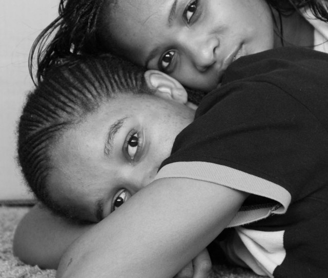 Photo Taken At Our Lesbian Shelter In Hillbrow On