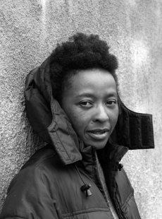 Phumla Masuku portrait taken on 20.04.2013 at home in Soweto.  Photo by Zanele Muholi