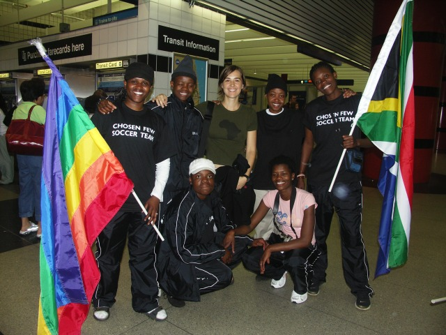 Chosen FEW at the 2006 Chicago Gay Games opening