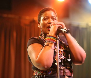 2013 May 25:    Loving Thandiswa Mazwai