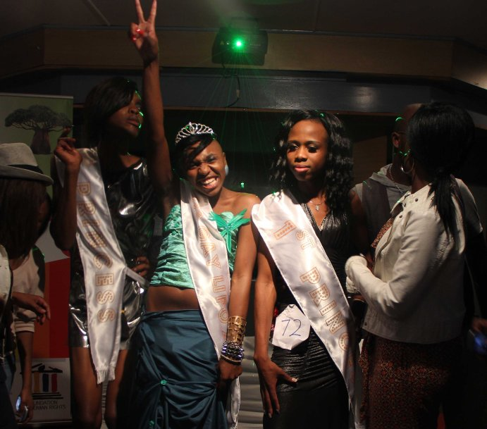 2013 May 10:  Akhona's Miss Gay Limpopo album