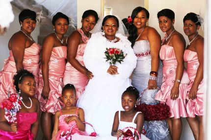 2013 June 15:  The Durban Lesbian Wedding of the Year