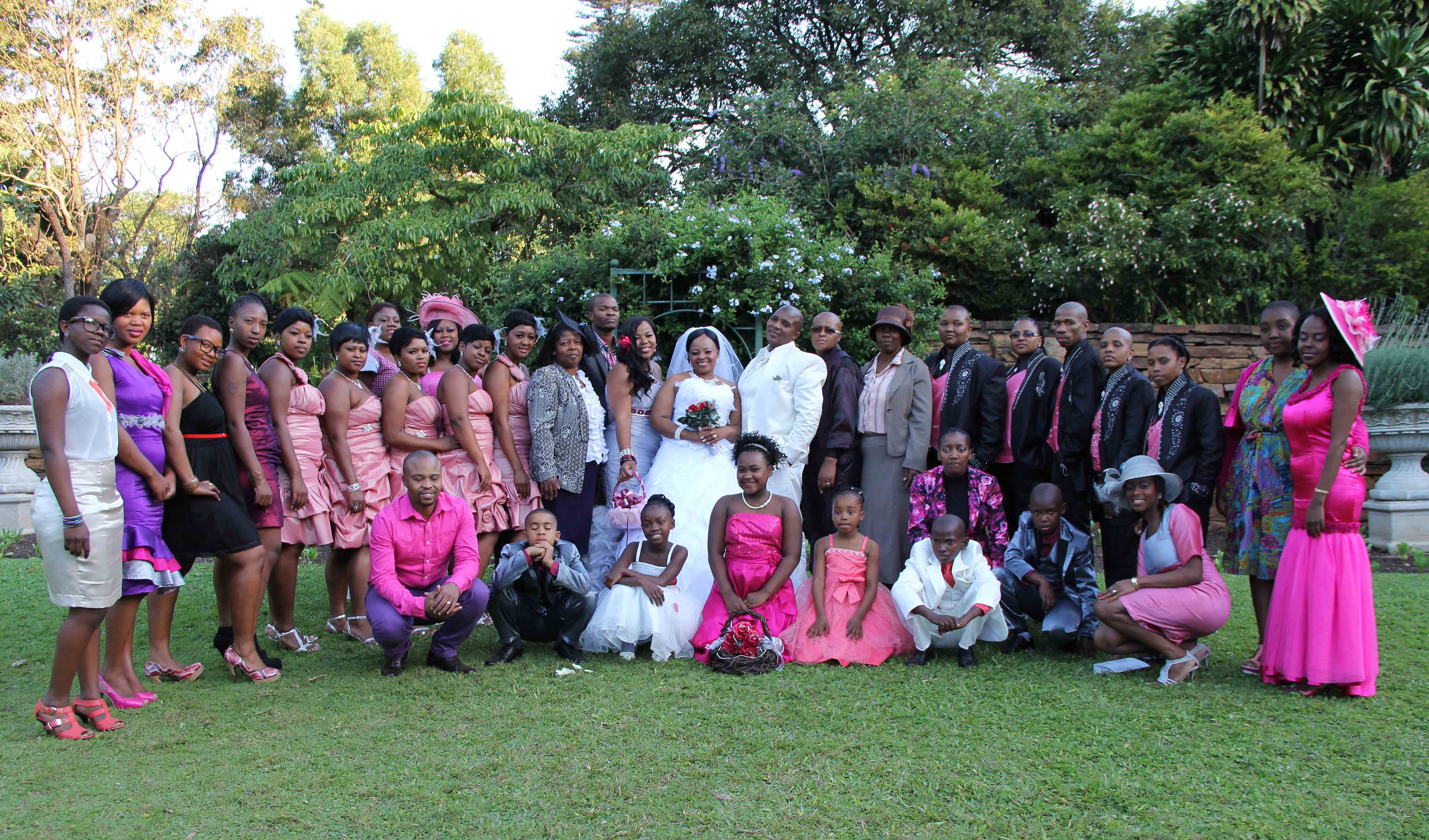 2013 June 15 The Durban Lesbian Wedding of the Year