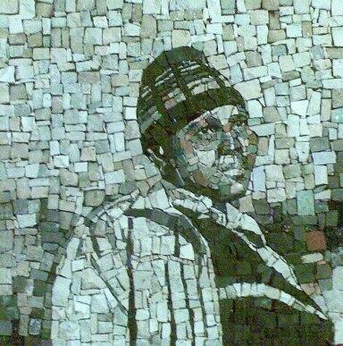 mosaic of Busi