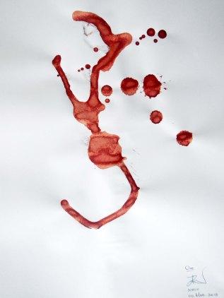 2013 June 27:   Menstruation is Art