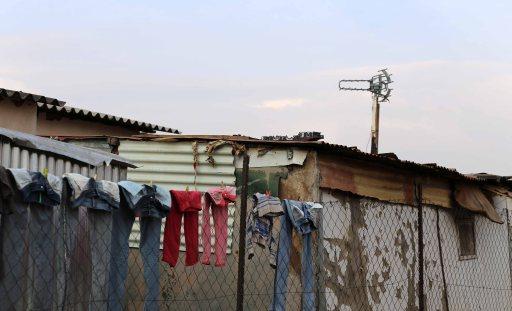 Zozo family home in Thokoza