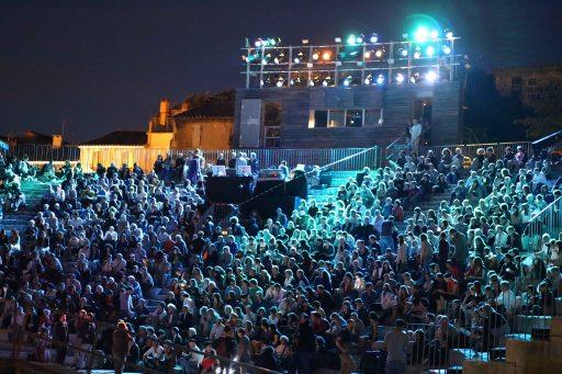 Arles in Black audience_6690