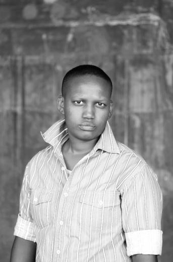 Lesego Thwale, Constitution Hill, Braamfontein, Johannesburg, 2012
