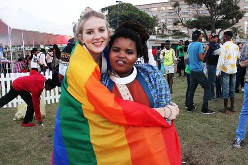 Thembela Mtshali & Friend @ Durban Pride_5413