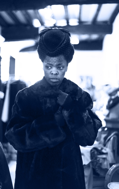 Photo by Themba Vilakazi at Anne's vintage shop. (9th Aug. 2013)