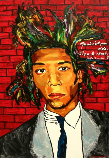 Jean-Michel Basquiat (December 22, 1960 – August 12, 1988) was an American artist.