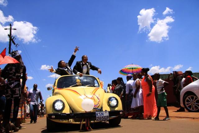 2013 Nov. 9:   Ayanda & Nhlanhla's wedding