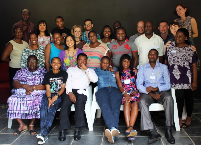 Activists attending the IDEA workshop held in Pretoria. © Zanele Muholi (2013/12/05)
