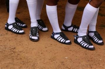 black sandals_1755