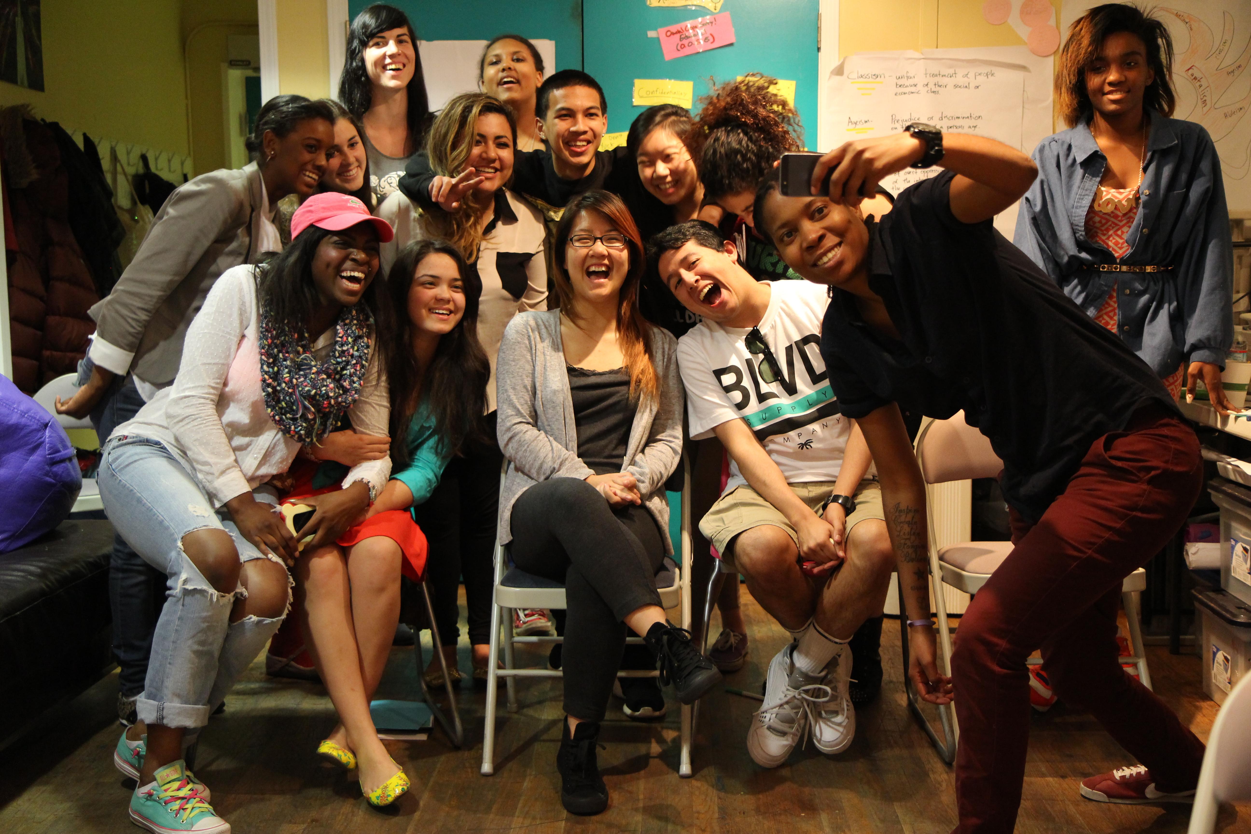 lesbian groups Black social