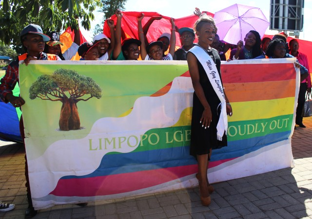 2014 May 11:   Limpopo Pride photos