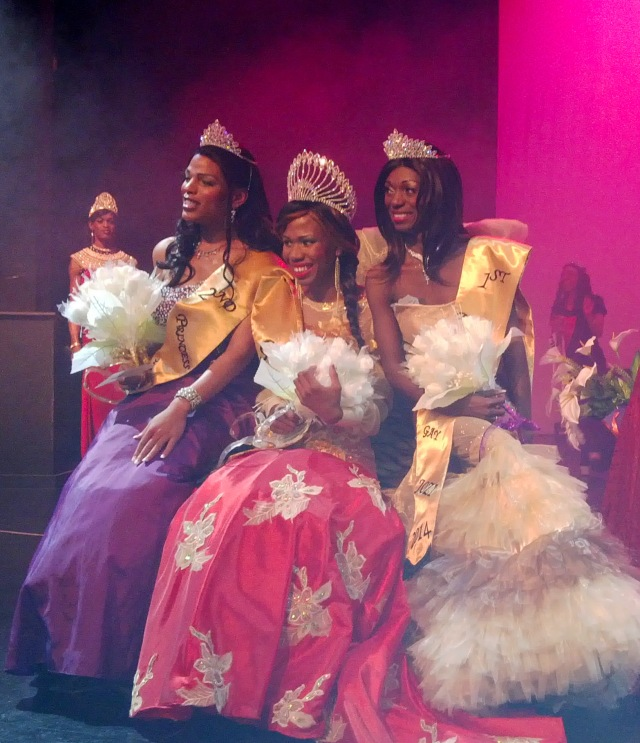 2014 May 17:  Our Miss Gay Jozi 2014
