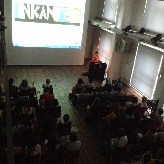2014 May 21 Muholi _ Bremen lecture photo 4