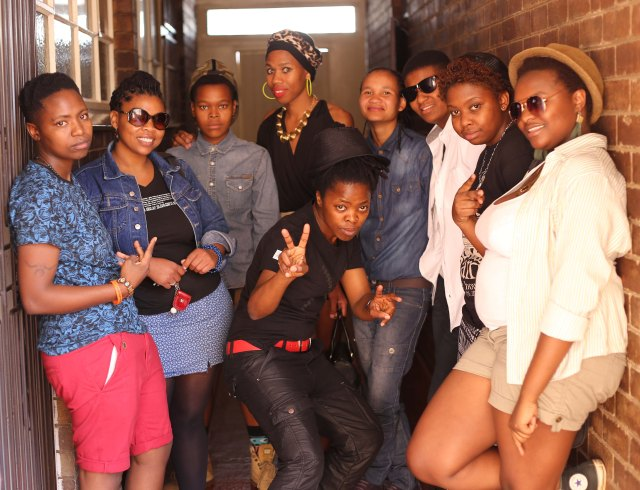 2014 May 3:   Inkanyiso crew is a family