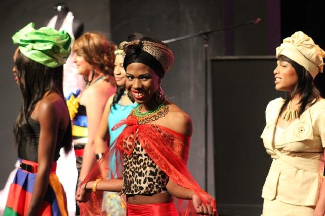 Miss Tee Menu - Shaka Zulu's daughter
