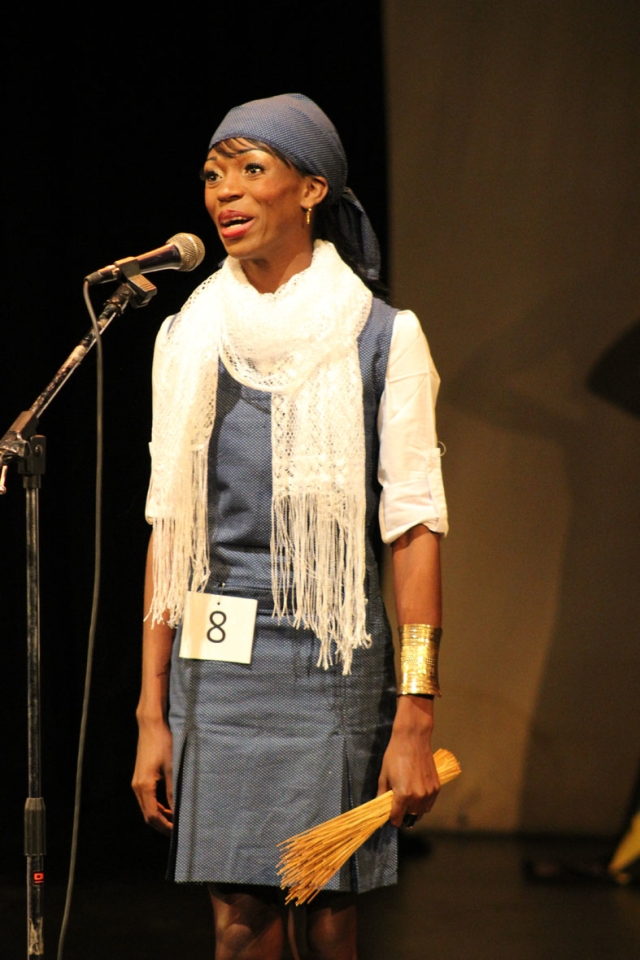 Thibi Monale in her Tradition of choice