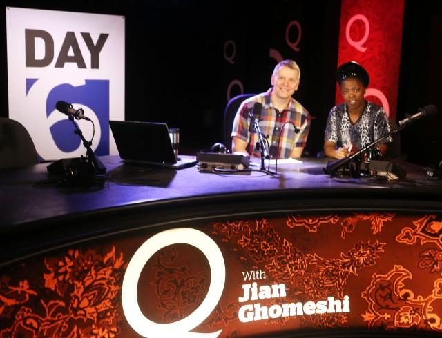 2014 June 16:   Muholi on CBC Radio - Photos