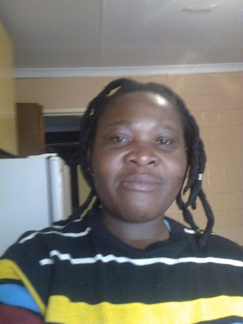 Portrait of the murdered Lihle Sokhela as it appears in Daveyton Uthingo - The Rainbow facebook page.