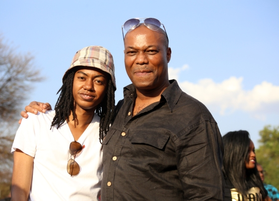 Pastor Tebogo Moema & Friend_6724