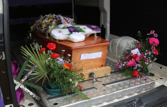 Phumzile Nkosi s coffin_9457