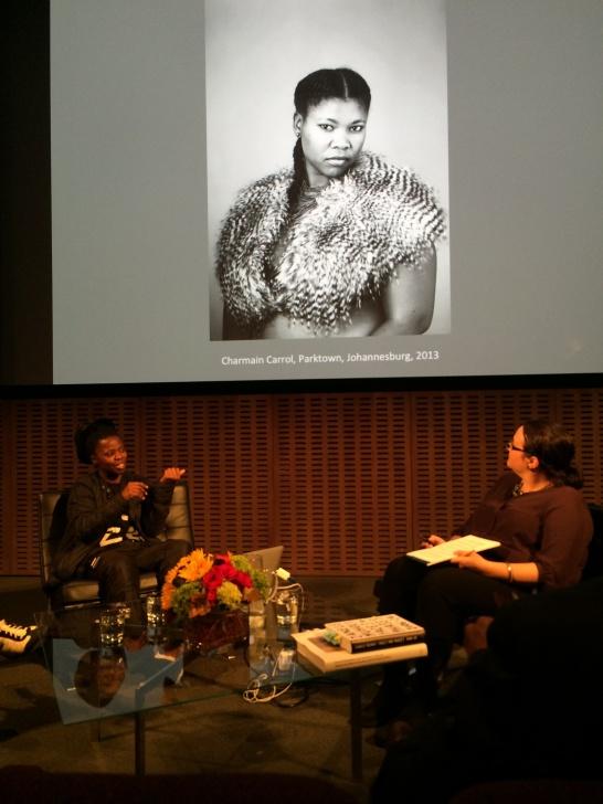2014 Nov. 17 Muholi & Judy Hecker _ MoMA 3 (7)