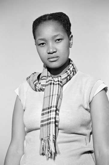 Amanda 'China' Nyandeni, Yeoville, Johannesburg, 2007