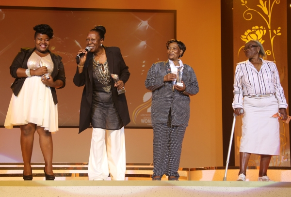 Main winners of the 2014 Mbokodo awards were Mahotella Queens...