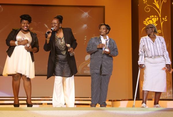 Main winners of the 2014 Mbokodo awards were Mahotella Queens...