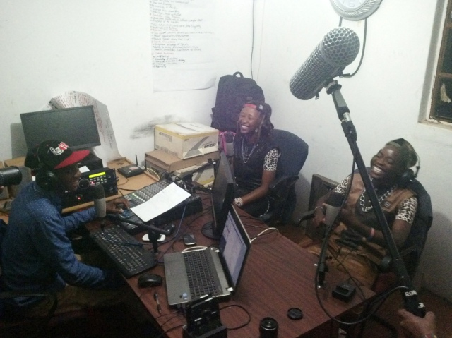 Sicka & Major on MogaleFM_00002142