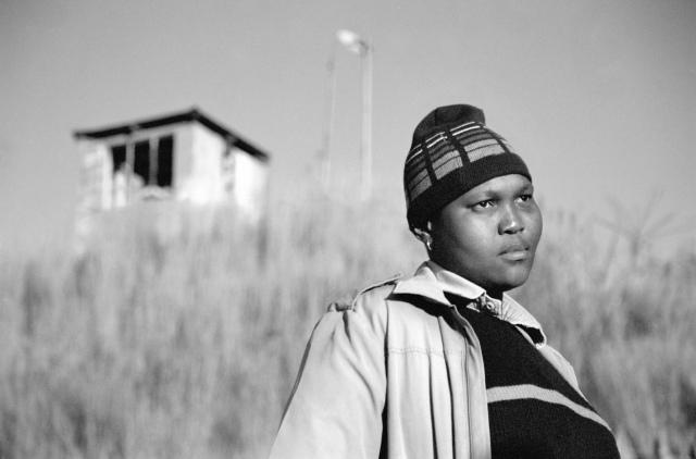 Busi Sigasa at Women's Gaol, Braamfontein Johannesburg (2006)