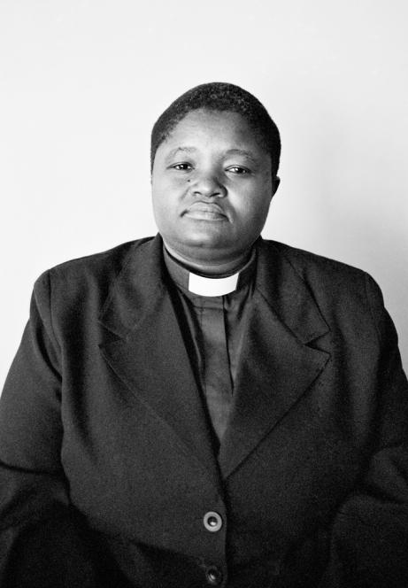 Rev. Nokuthula Dhladhla in Berea Johannesburg (2007)