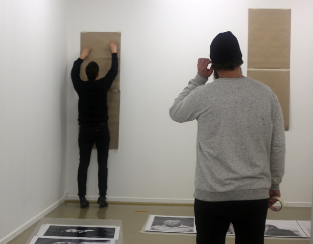 2015 Feb.12 In progress installation_9077