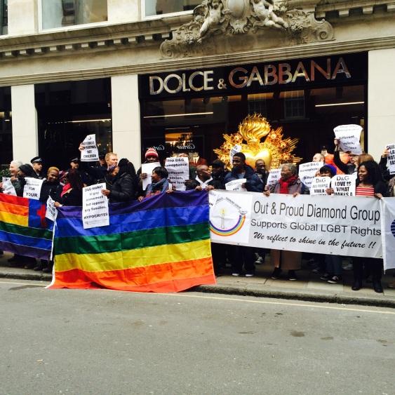protest D&G photo 14