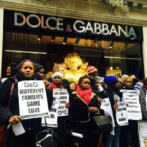 protest D&G photo 6