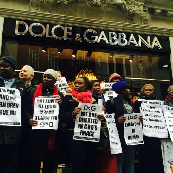 protest D&G photo 7
