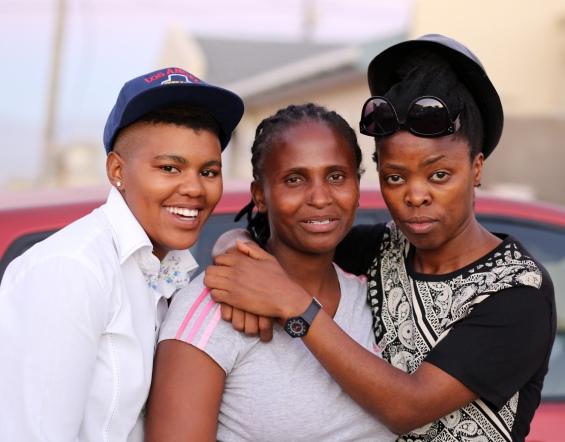2015 Mar.28 Three Faces _ Bafana Ntando Muholi_9903