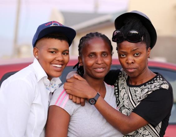 2015 Mar.28 Three Faces _ Bafana Ntando Muholi_9903