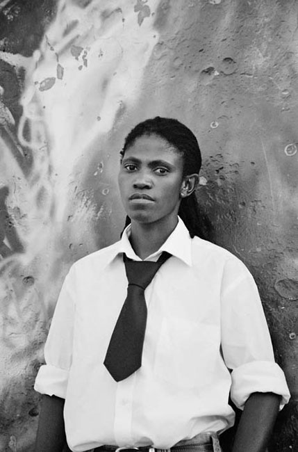 Featuring in Faces and Phases, Joyce Ndlovu, Thokoza, Johannesburg, 2010